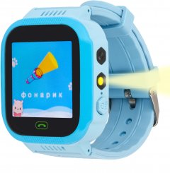 Смарт-часы Atrix Smart Watch iQ1200 Flash GPS Blue