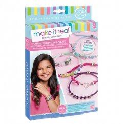 Набор для создания шарм-браслетов Make it Real Яркая радуга (MR1206) (695929012069)