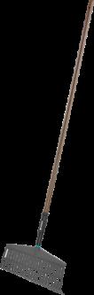 Грабли для газонов Gardena NatureLine пластиковые 43 см (17105-20.000.00)
