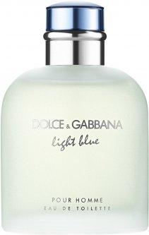 Тестер Туалетная вода для мужчин Dolce&Gabbana Light Blue 125 мл (3423473026747/737052139531)