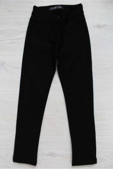 Штани A-yugi Jeans 122 см Чорний (2125000575032)