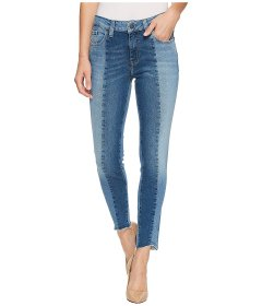 Джинси Mavi Jeans Tess High-Rise Super Skinny Ankle in Mid Shaded Blocking Gold Icon Mid Shaded Blocking Gold Icon, 28W 32L (11071470)