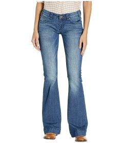 Джинси Rock and Roll Cowgirl Trousers in Medium Vintage W8-9222 Medium Vintage, 29W 32L (11071482)