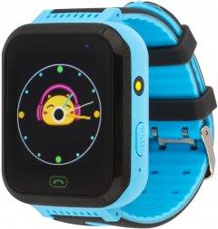 Смарт-часы Atrix Smart Watch iQ1300 Cam Flash GPS Blue (iQ1300 Blue)