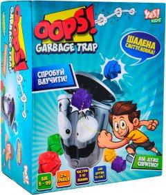 Настольная игра Yes Kids Oops! Ловушка для мусора! (5056137196487)