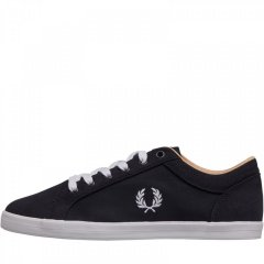 Кеди Fred Perry Baseline Poly Navy Navy, 40 (11042242)
