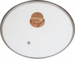 Крышка стеклянная Lora NGD179LID/28 28 см (72-144)