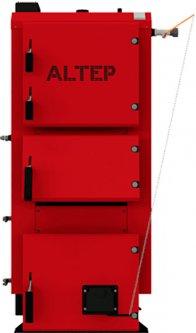 Твердотопливный котел ALTEP Duo 31 кВт