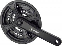 Шатун Prowheel TC-CQ02 42/32/22T-152 мм Черный (04406)