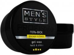 Гель-воск PROFIStyle Men's Style фиксация и блеск 80 г (4820003291146)