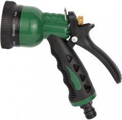 Пистолет Grad распылитель 8-ми режимный металлический (ABS+TPR) (5012415)