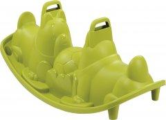 Качели двойные Smoby Toys Собачки Зеленые (830201) (3032168302013)