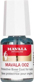 Базовое покрытие Mavala 002 Base Coat 5 мл (7618900902749)