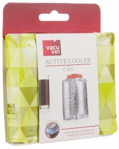 Охладитель для банки пива Vacu Vin Active Cooler Wine Diamond Green (38836606)