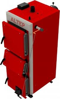 Твердотопливный котел ALTEP Duo Uni Plus 21 кВт (комплект ручная)