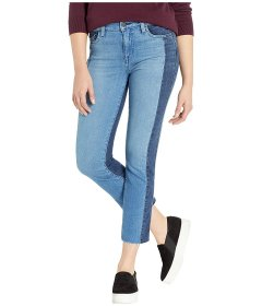 Джинси Sanctuary Modern Standard Straight Crop Jeans in Noho Arts Blue Blue, 30W 32L (10251065)