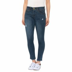 Джинси Democracy AbTechnology Destroyed Ankle Blue Jeans , XS (40) (11084578)