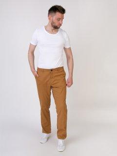 Чоловічі джинси LIVERGY 54 світло коричневий M22-870036