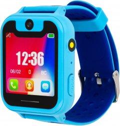 Смарт-часы Discovery iQ4500 Camera LED Light GPS Blue