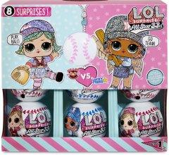 Игровой набор с куклой L.O.L. SURPRISE! серии All-Star B.B.s Спортивная Команда в ассортименте (570363) (6900006553439)