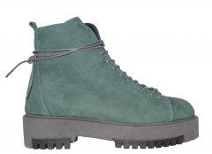 Ботинки D&LI R43350 36 23 см Зеленые (2400000258346)