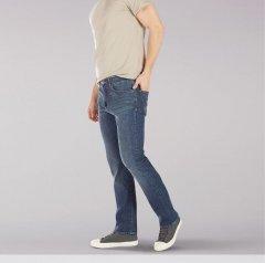 Джинси Lee Slim Fit Straight Leg Cortez W32 L32 блакитні (919583232)