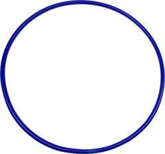 Обруч гимнастический пластиковый Joerex 54 см Синий (JD54017B)
