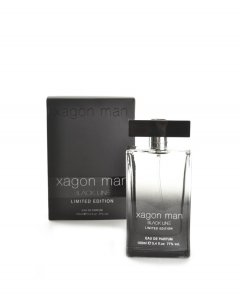 Парфум Xagon Man XBLACK 100 мл Чорний