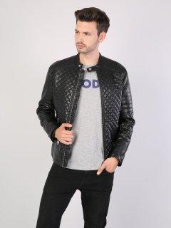 Куртка из искусственной кожи Colin's CL1041303BLK XXL (8681597701550)