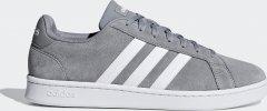 Кеды Adidas Originals Grand Court F36412 39 (7UK) 25.5 см Grey Three (4059808125664)