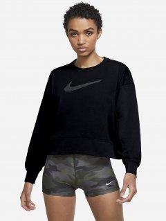 Свитшот Nike W Nk Dry Get Fit Crew Swsh CU5506-010 S (194493493675)