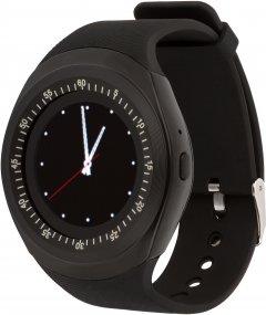 Смарт-часы Atrix X2 IPS Stepsmeter Onyx-Black