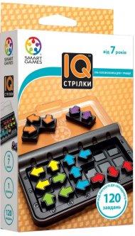 Настольная игра Smart Games IQ Стрелки (SG 424 UKR) (5414301523604)