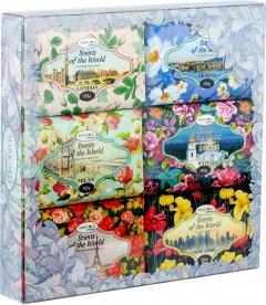 Набор Marigold natural Мыло твердое парфюмированное 900 г (4820179550085)