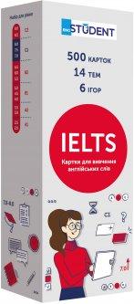 Карточки для изучения английского языка English Student IELTS 500 шт (9786177702213)