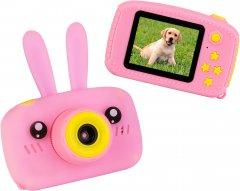 Цифровой детский фотоаппарат Atomix Flix 2 20MP 1080p pink (dfpaoflx2p)