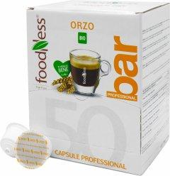 Кофейный капсульный напиток Foodness Ячменный кофе Органик 50 капсул Dolce Gusto по 3 г (8031848003795)