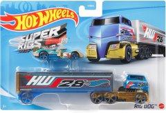Машинка Hot Wheels Измени цвет в ассортименте (BHR15) (746775345716)