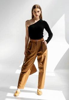 Джинсы Week 203-05-005-38 коричневый