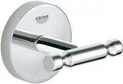 Крючок двойной GROHE Bau Cosmopolitan 40461001