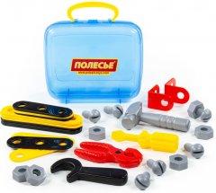 Набор Polesie Механик 30 элементов в чемоданчике (4810344056498)