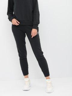 Спортивные штаны Converse W Star Chevron Foundation Signature Pant 10020164-001 S Black (194432276994)