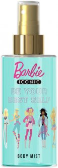 Спрей для тела Bi-es Barbie Iconic Be Your Best Self 150 мл (5902734849717)