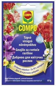 Удобрение Compo для цветущих растений 60 г (3534)