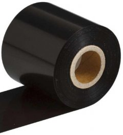 Риббон ATM WAX 110 мм x 300 м Out Black (WAX 110x300м Out)