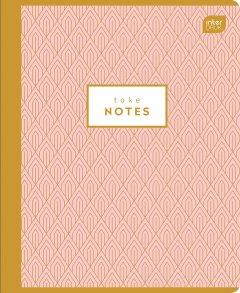 Набор тетрадей ученических Interdruk Premium Take Notes 2 шт А5+ в клетку 96 листов (279200-2B)