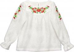 Вышиванка Модный карапуз 03-00835 122 см Белая (4823812183510)