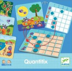 Настольная игра Djeco Quantitix (DJ08358) (3070900083585)