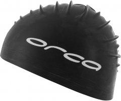 Шапочка для плавания Orca Latex Swimcap Black (AVAD0001)