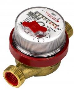 Счетчик горячей воды TEKSAN CT15-110 Q3:2,5 R100 T90 P/O одноструйный